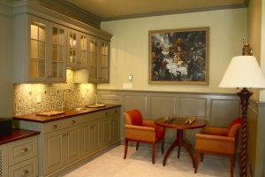 cabinet remodel