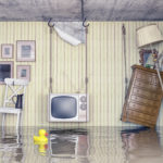water damage worcester, water damage cleanup worcester